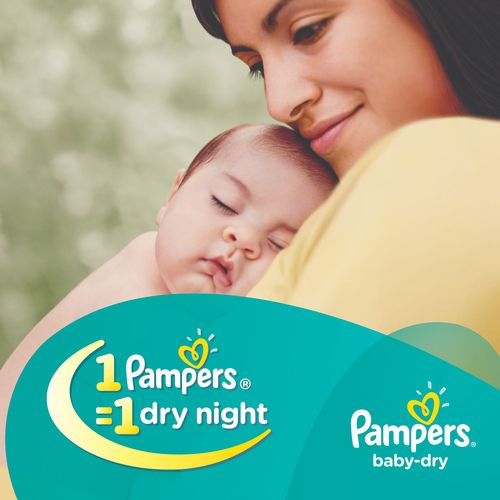 Pampers Baby Dry Diapers - Small 22 pcs. Baby Dry Diapers - Small