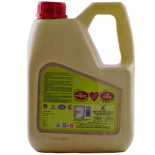 Umbrella Refined - Rice Bran Oil, 2 L