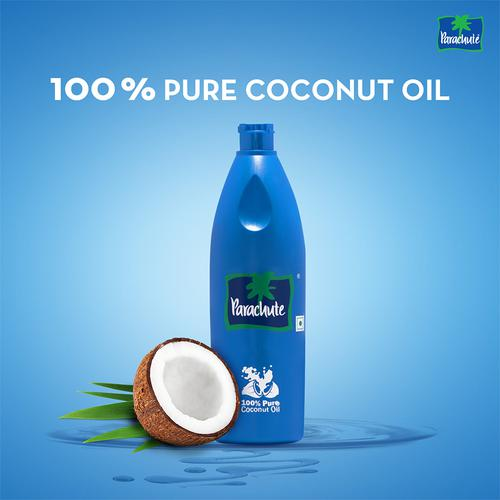 Parachute  Pure Coconut Oil, 100 ml Bottle
