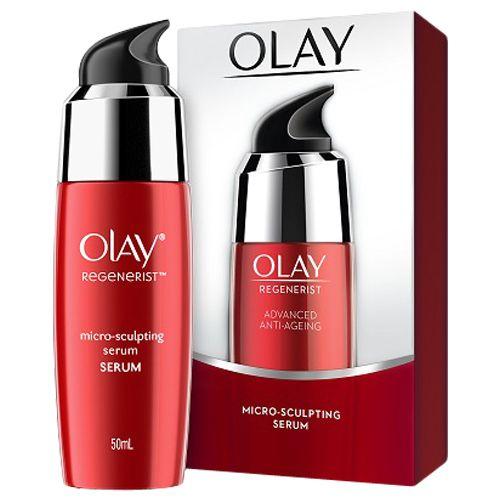 Buy Olay Regenerist Advanced Anti Aging Revitalizing Skin Serum 50 Ml Online At Best Price
