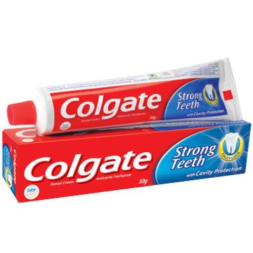 Buy Colgate Toothpaste Strong Teeth Dental Cream Anti