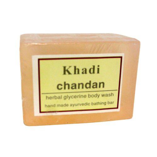 Khadi Body Wash - Chandan Herbal Glycerine, 125 g