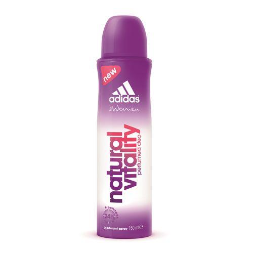 Deo Spray Natural Bottle Adidas Ml Body For Vitality Women150 srtQdh