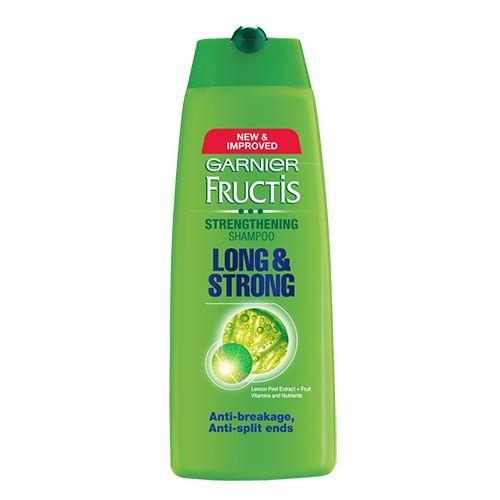 Garnier Fructis - Long & Strong Strengthening Shampoo, 340 ml