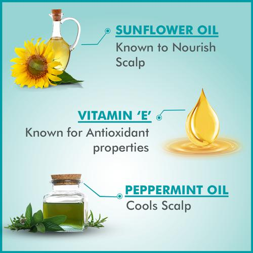 Clear Hair Oil - Active Care Anti Dandruff, 150 ml