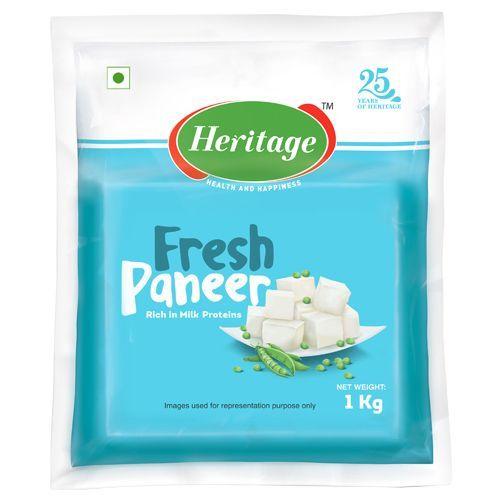 Heritage Paneer, 1 kg Pouch