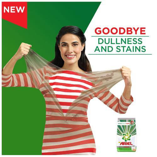 Ariel  Complete Detergent Washing Powder, 2 kg Get 1 kg Free