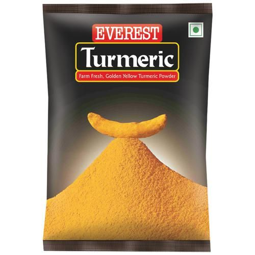 Everest Turmeric Powder/Arisina Pudi, 100 g Pouch