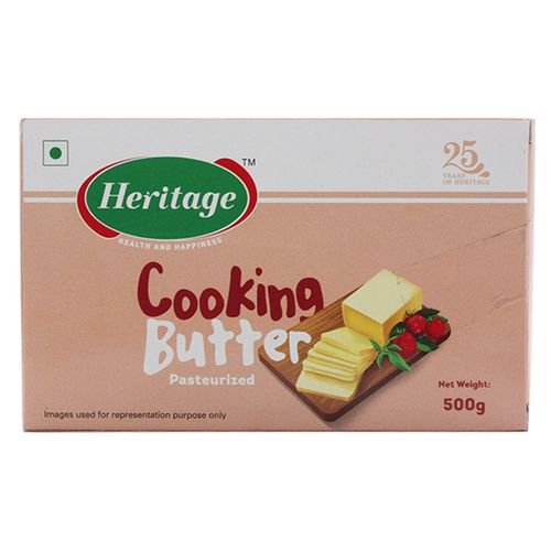 Heritage Cooking Butter, 500 g Carton