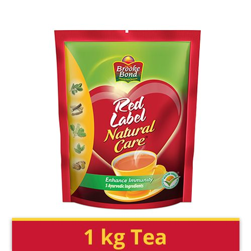 Red Label Natural Care Tea Price