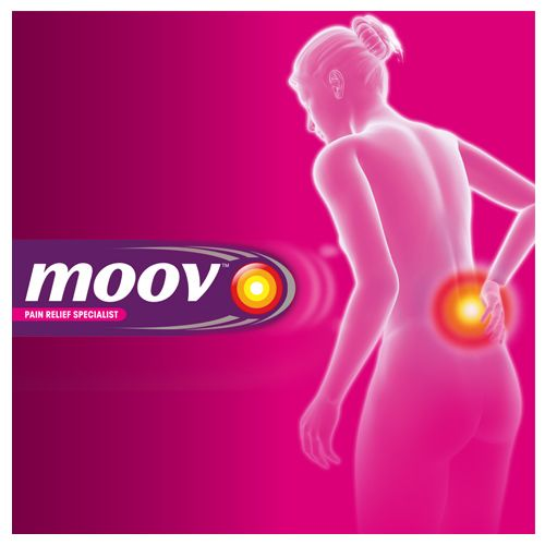 Moov Pain Relief Spray, 35 g