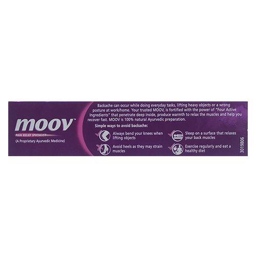 Moov Pain Relief Cream, 30 gm