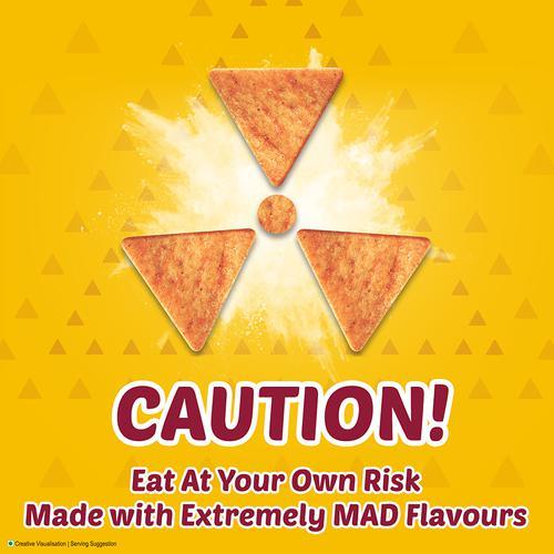 Bingo Mad Angles - Achaari Masti, 72.5 g Pouch