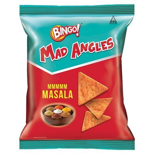 Bingo Mad Angles - Mmmmm Masala, 72.5 g Pouch