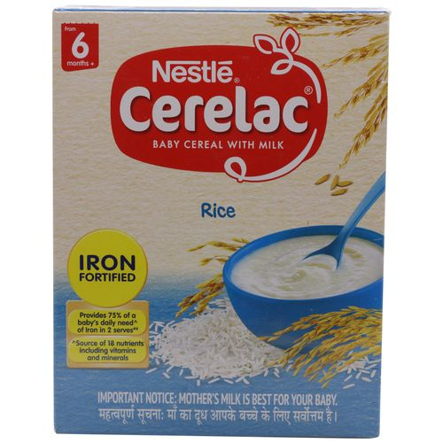 Can i mix formula milk with cerelac