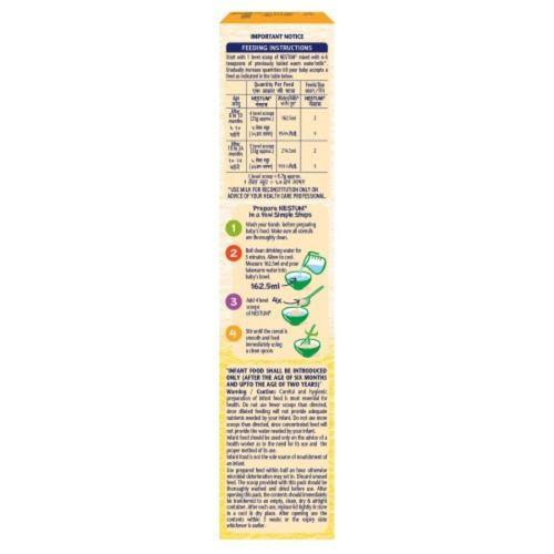Buy Nestle Nestum Rice Stage 1 300 Gm Carton Online At