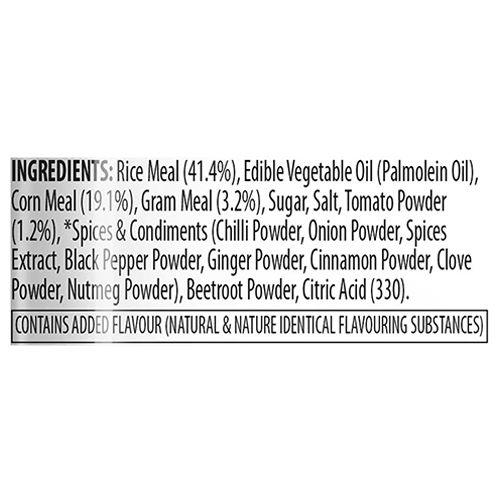 Kurkure Namkeen - Naughty Tomatoes, 94 g