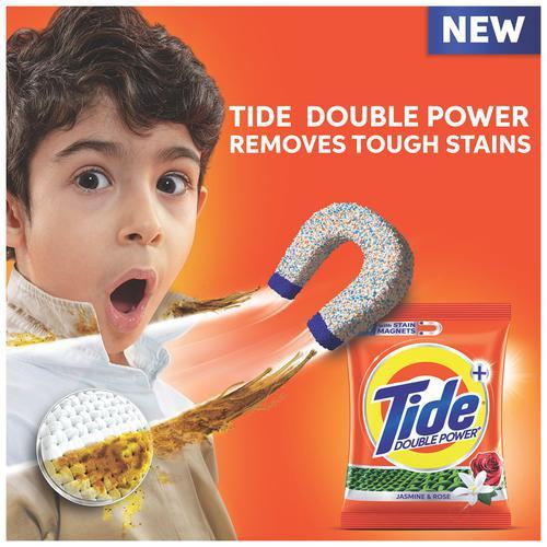 tide plus detergent washing powder extra power jasmine