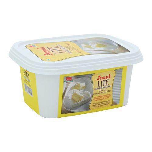Amul Bread Spread - Lite, 200 g Box