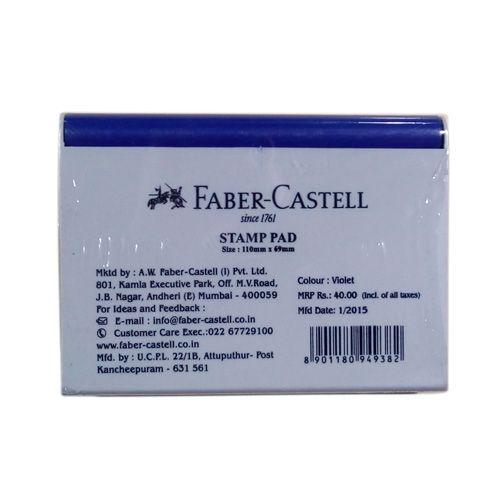 Faber castell Stamp Pad - Violet, 1 pc