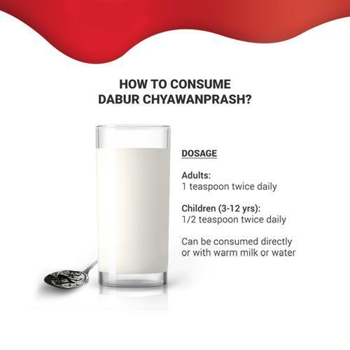 Dabur Chyawanprash - 2X Immunity, 500 g (Get 50 g Free)