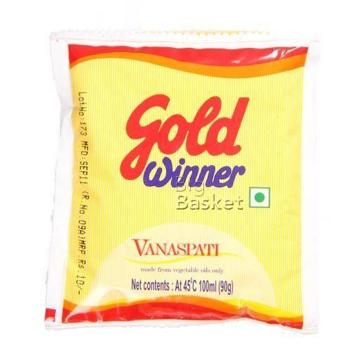 Gold Winner Vanaspati, 100 ml Pouch