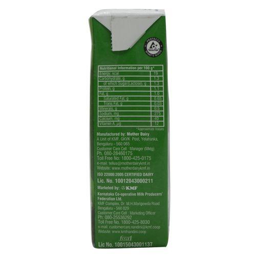 Nandini Butter Milk - Spiced, 200 ml Carton