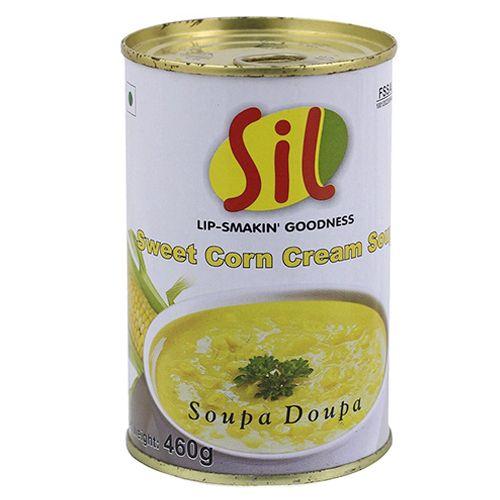 Sil Soup - Sweet Corn Cream, 460 gm Tin
