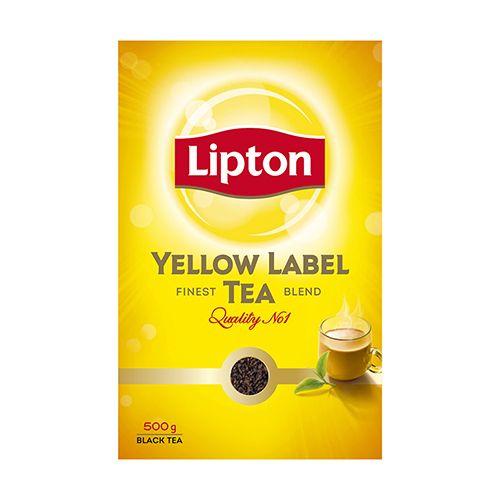 Buy Lipton Tea Yellow Label 500 Gm Online At The Best