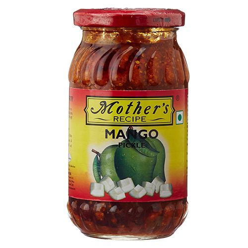 Mothers Recipe Pickle - Mango, 400 g Jar