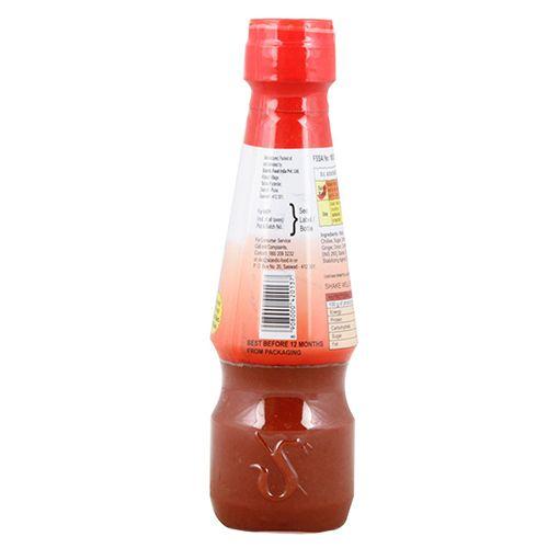 Sil Sauce - Red Chilli, 200 g Bottle