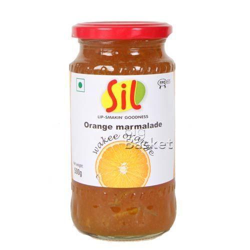 Sil Marmalade - Orange, 500 gm Bottle