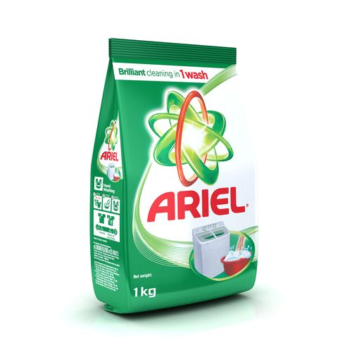 p g ariel detergent Laundry detergent brand ariel into an extended apology letter from a  and  popular speaker shared the ad on her personal facebook page,.