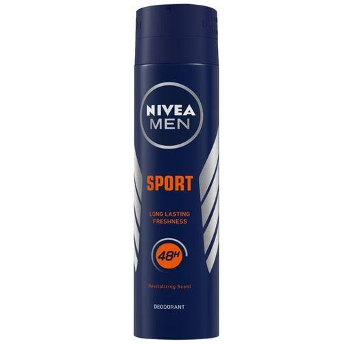 Nivea Men Sport Deodorant - For Revitalising Freshness With Mineral Complex, 150 ml