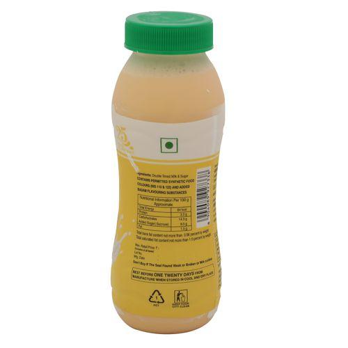 Heritage Flavored Milk - Badam, 200 ml Bottle