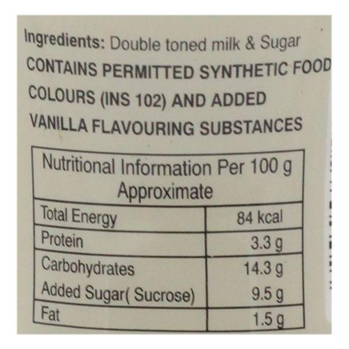 Heritage Flavoured Milk - Vanilla, 200 ml Bottle