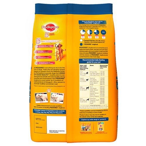 Buy Pedigree Daily Food For Adult Dogs