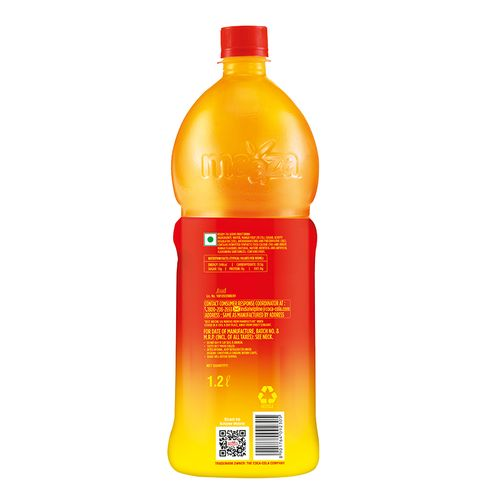 Maaza Mango Drink, 1.2 lt PET Bottle