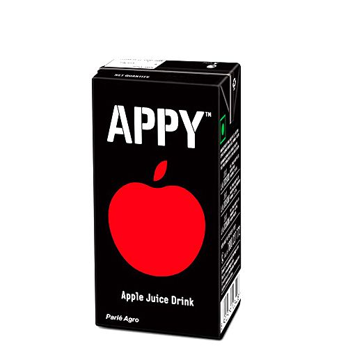 Appy  Apple Juice Drink - Classic, 200 ml Carton