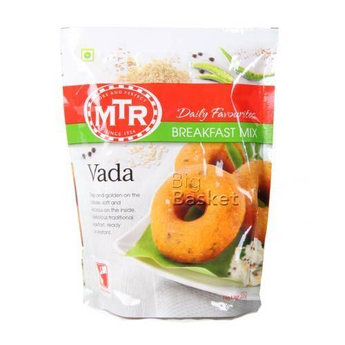 MTR Breakfast Mix - Vada, 200 gm Pouch