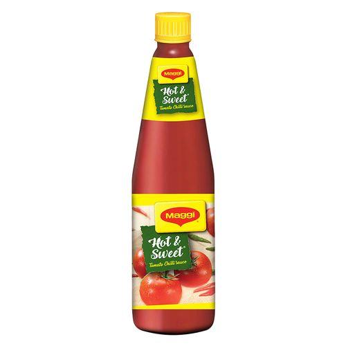 Download Buy Maggi Sauce Hot Sweet Tomato Chilli 1 Kg Bottle Online At Best Price Bigbasket PSD Mockup Templates