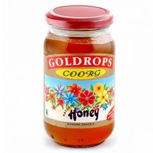 Goldrops Honey - Coorg Natural, 200 g Jar