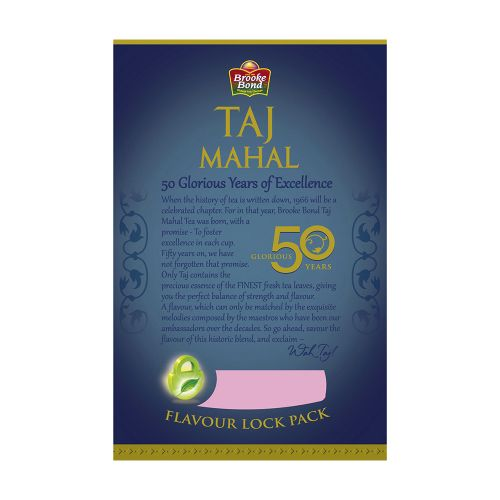 """taj mahal tea pricing strategy Taj mahal tea by 8-14 percent  focus on high-value products vis-à-vis stable pricing  strategy to regain market share"""", 2009)."""