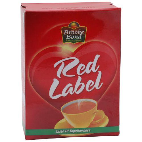 Red Label Tea, 250 g Carton