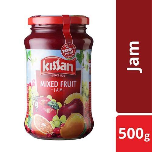 Kissan Mixed Fruit Jam, 500 g