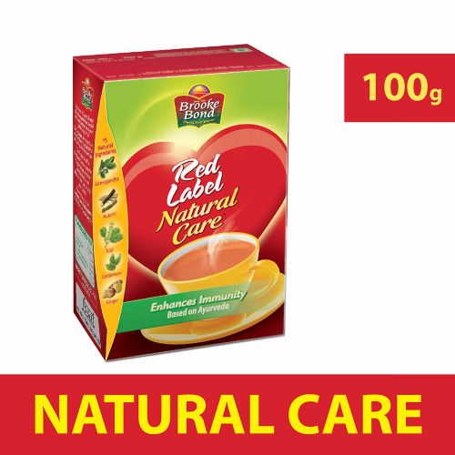 Buy Red Label Tea Natural Care 100 Gm Online At Best Price