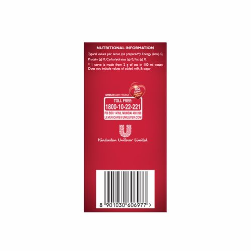 Red Label Natural Care Tea Price