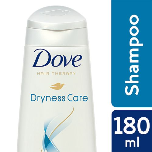 Dove Dryness Care Shampoo, 180 ml