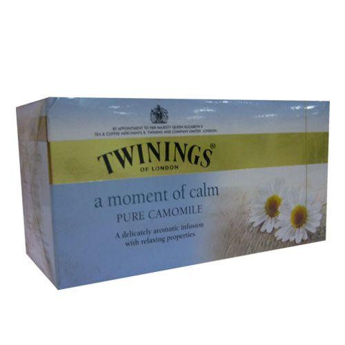 Twinings Tea - Pure Camomile, 25 pcs Carton
