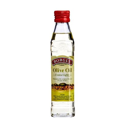 BORGES Olive Oil - Extra Light, 250 ml Bottle